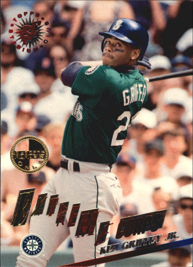1995 Stadium Club #521 Ken Griffey Jr. EC