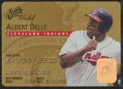 1995 Studio Gold Series #15 Albert Belle