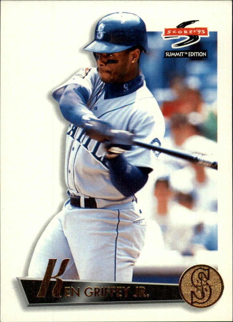 1995 Summit #1 Ken Griffey Jr.