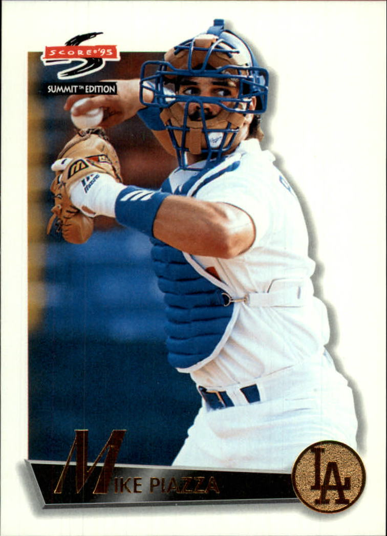 1995 Summit #88 Mike Piazza