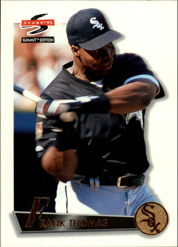 1995 Summit #92 Frank Thomas