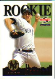 1995 Summit #168 Andy Pettitte