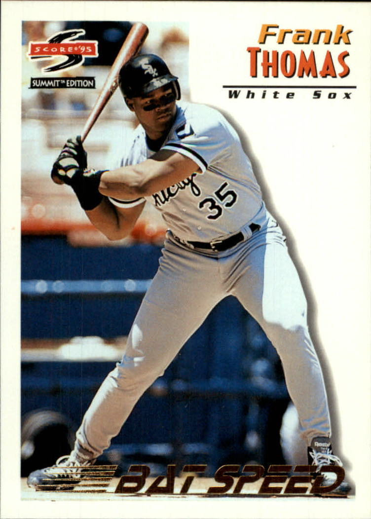 1995 Summit #175 Frank Thomas BAT