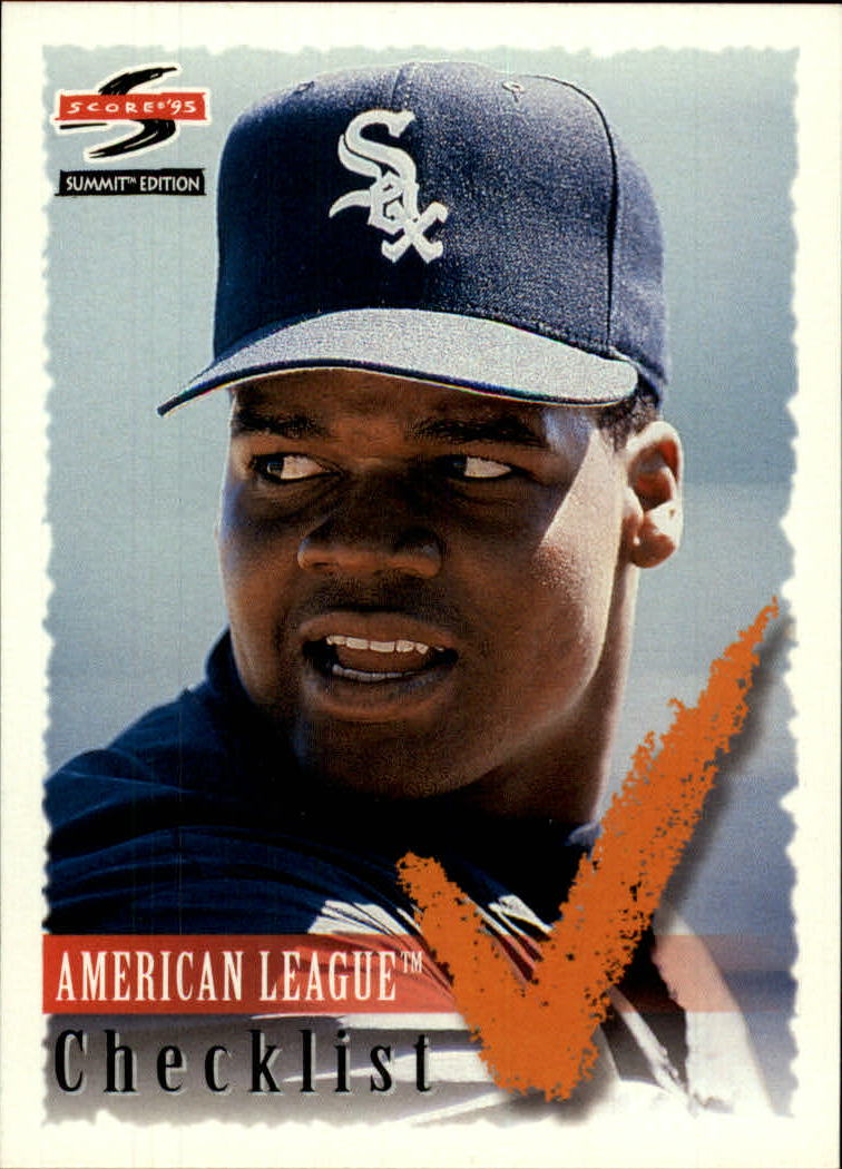 1995 Summit #194 Frank Thomas CL