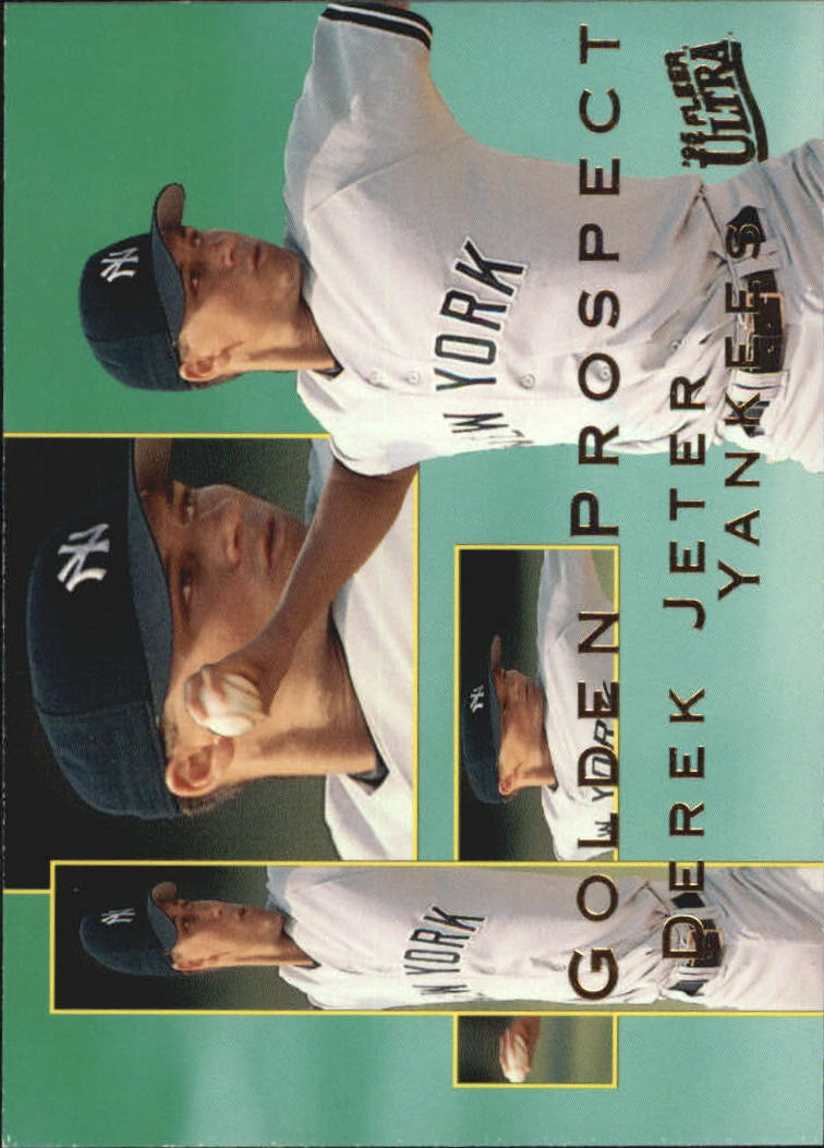 1995 Ultra Golden Prospects #7 Derek Jeter