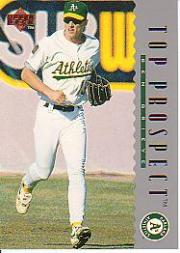 1995 Upper Deck #3 Ben Grieve
