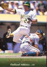 1995 Upper Deck #30 Rickey Henderson