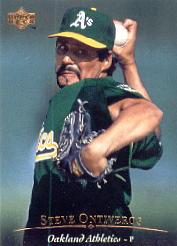 1995 Upper Deck #32 Steve Ontiveros