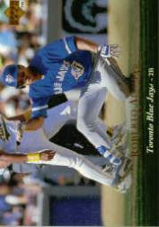 1995 Upper Deck #40 Roberto Alomar