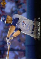 1995 Upper Deck #41 John Olerud