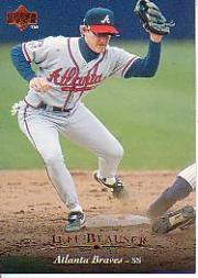 1995 Upper Deck #44 Jeff Blauser