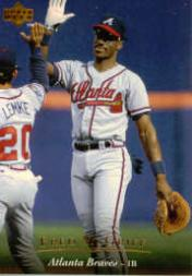 1995 Upper Deck #45 Fred McGriff