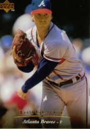 1995 Upper Deck #46 Tom Glavine