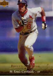 1995 Upper Deck #58 Brian Jordan