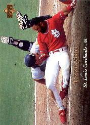 1995 Upper Deck #60 Ozzie Smith