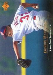 1995 Upper Deck #94 Dennis Martinez