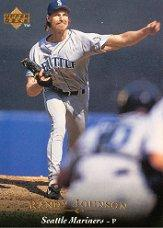 1995 Upper Deck #112 Randy Johnson