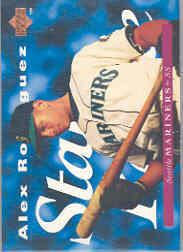 1995 Upper Deck #215 Alex Rodriguez