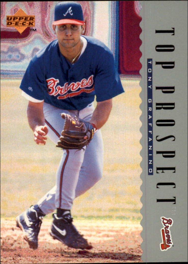 1995 Upper Deck #251 Tony Graffanino