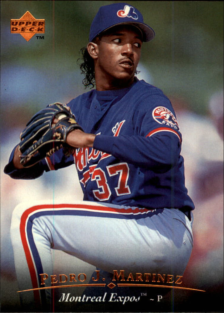 1995 Upper Deck #329 Pedro Martinez
