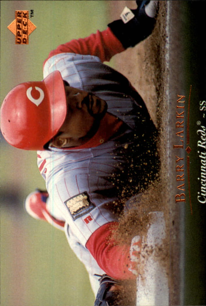 1995 Upper Deck #405 Barry Larkin