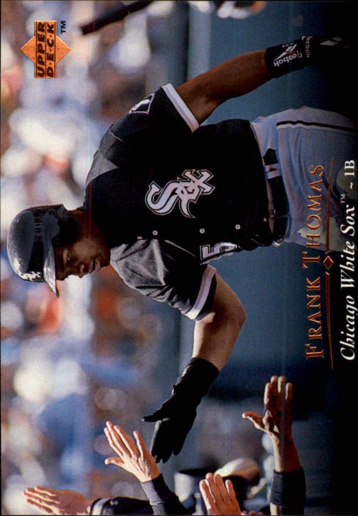 1995 Upper Deck #435 Frank Thomas