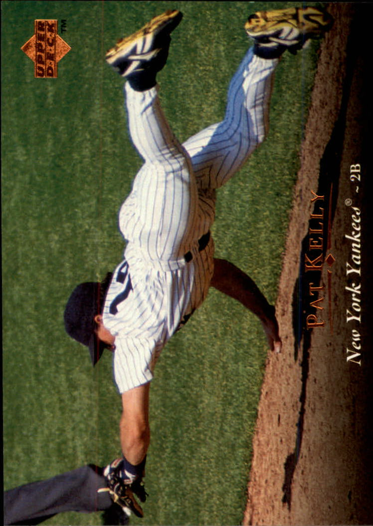 1995 Upper Deck #442 Pat Kelly