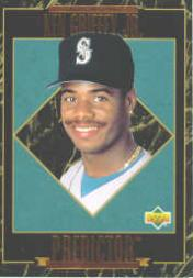 1995 Upper Deck Predictor League Leaders #R4 Ken Griffey Jr.