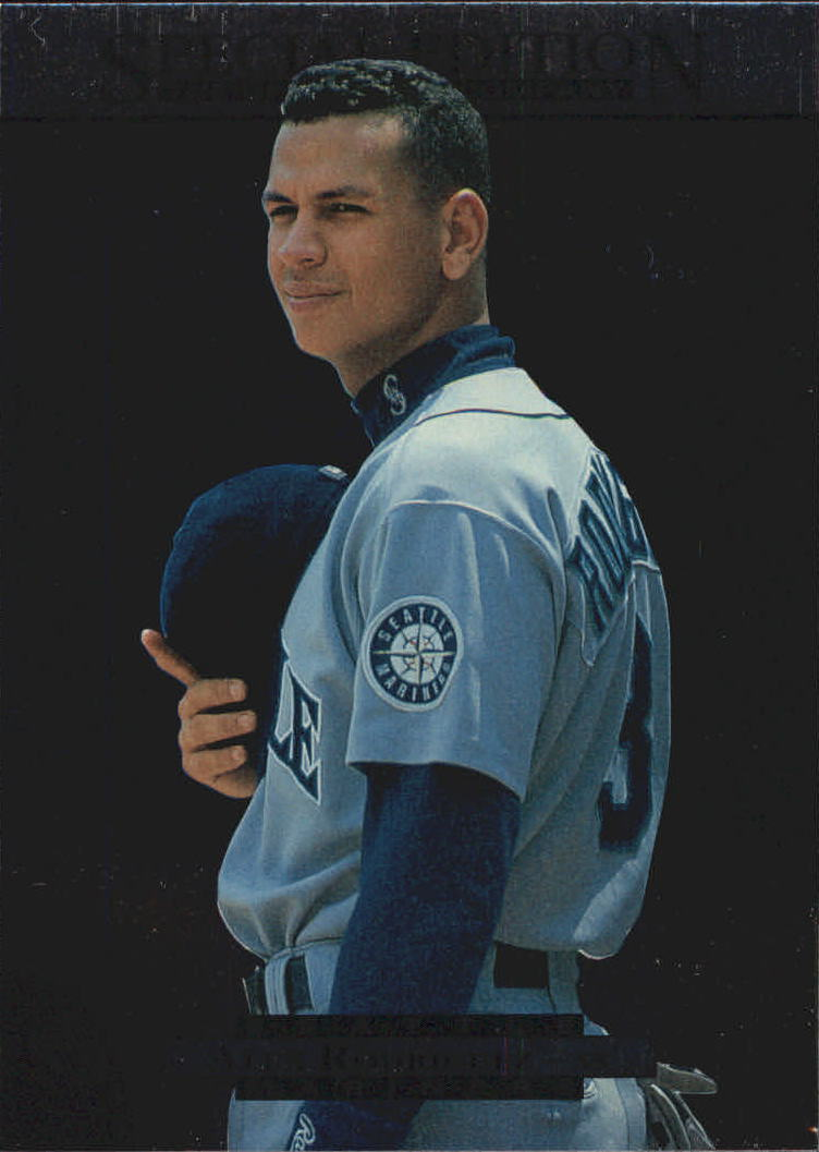1995 Upper Deck Special Edition #120 Alex Rodriguez