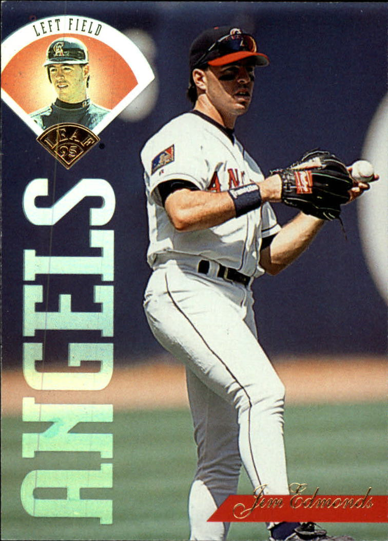 1995 Leaf #26 Jim Edmonds
