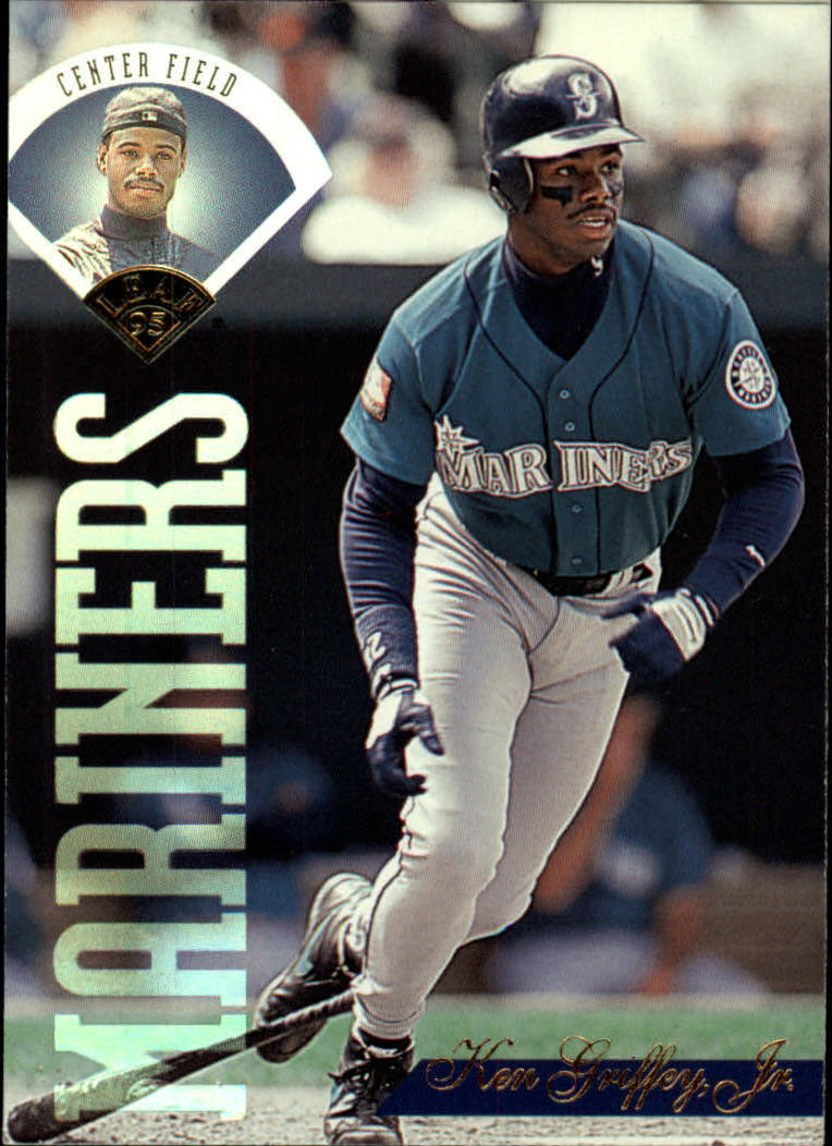 1995 Leaf #211 Ken Griffey Jr.