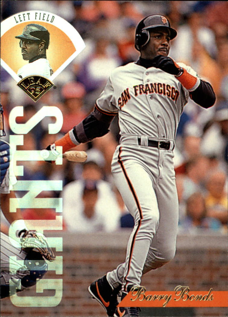 1995 Leaf #279 Barry Bonds