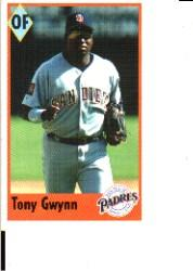 1995 Panini Stickers #79 Tony Gwynn