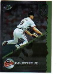 1995 Score Samples #HG5 Cal Ripken