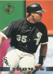 1995 Stadium Club Members Only 50 #43 Frank Thomas
