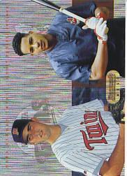 1995 Bowman's Best Refractors #X2 M.Redman/M.Ramirez