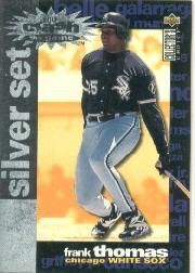 1995 Collector's Choice Crash the Game Exchange #19 Frank Thomas