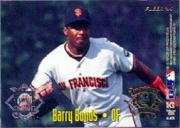 1995 Fleer All-Fleer #6 Barry Bonds