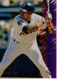 1995 Fleer All-Fleer #8 Tony Gwynn