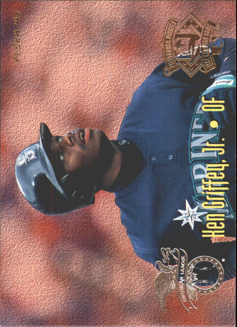1995 Fleer All-Stars #7 K.Griffey/T.Gwynn