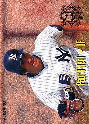 1995 Fleer All-Stars #18 P.O'Neill/D.Bichette