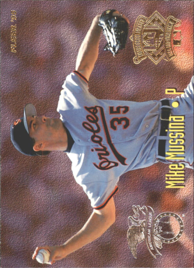 1995 Fleer All-Stars #20 M.Mussina/D.Drabek
