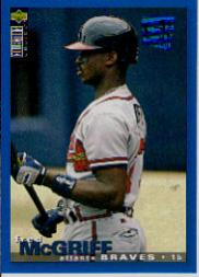 1995 Collector's Choice SE #65 Fred McGriff