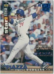 1995 Collector's Choice SE #90 Mike Piazza
