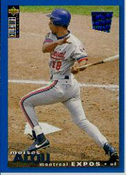1995 Collector's Choice SE #104 Moises Alou