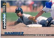 1995 Collector's Choice SE #117 Manny Ramirez