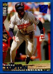 1995 Collector's Choice SE #119 Kenny Lofton