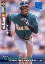 1995 Collector's Choice SE #125 Ken Griffey Jr.