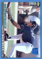 1995 Collector's Choice SE #127 Tino Martinez