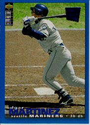 1995 Collector's Choice SE #129 Edgar Martinez